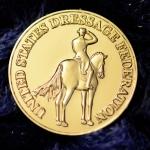 USDF Gold Medal